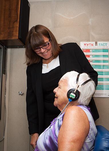 hearing loss testing